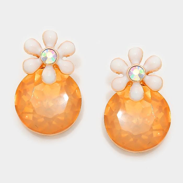 Little Dots - Orange