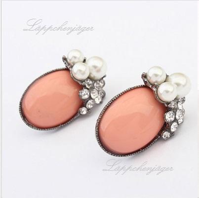 Little Hotspot - Nude/Pearls