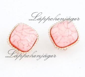 Little Hotspot - Dark Pink/Gold