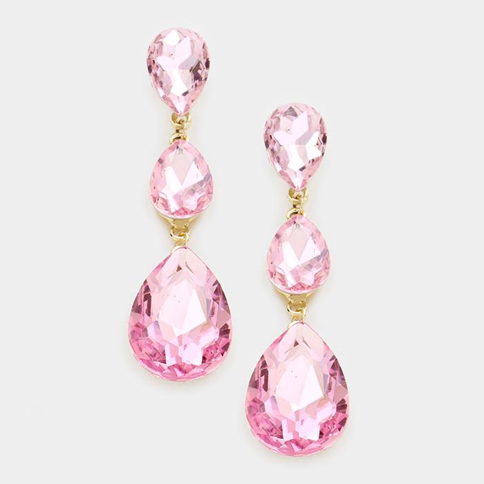 Big Drops - Light Pink 03