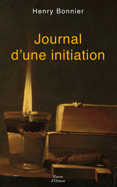 JOURNAL D'UNE INITIATION