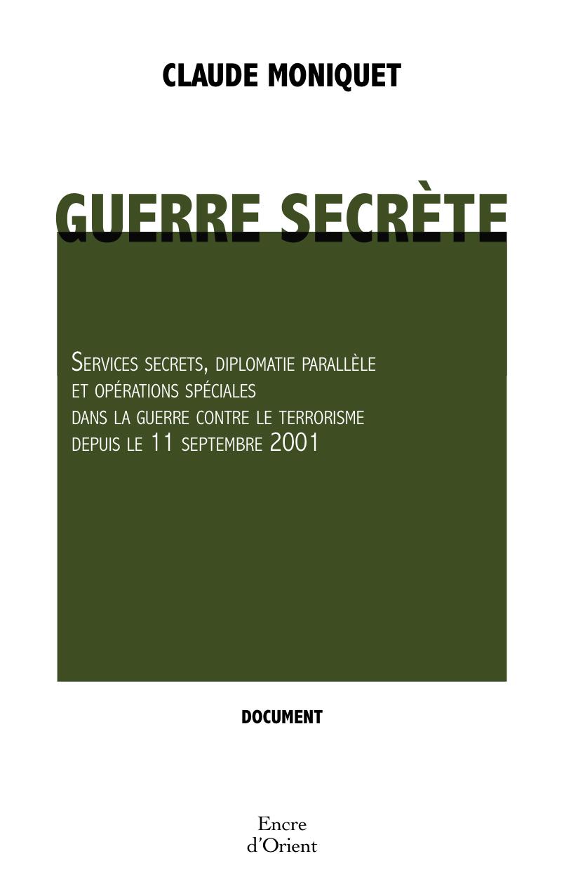 GUERRE SECRETE