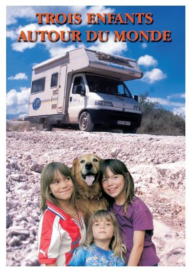 """le DVD """"Trois Enfants Autour du Monde"""""""