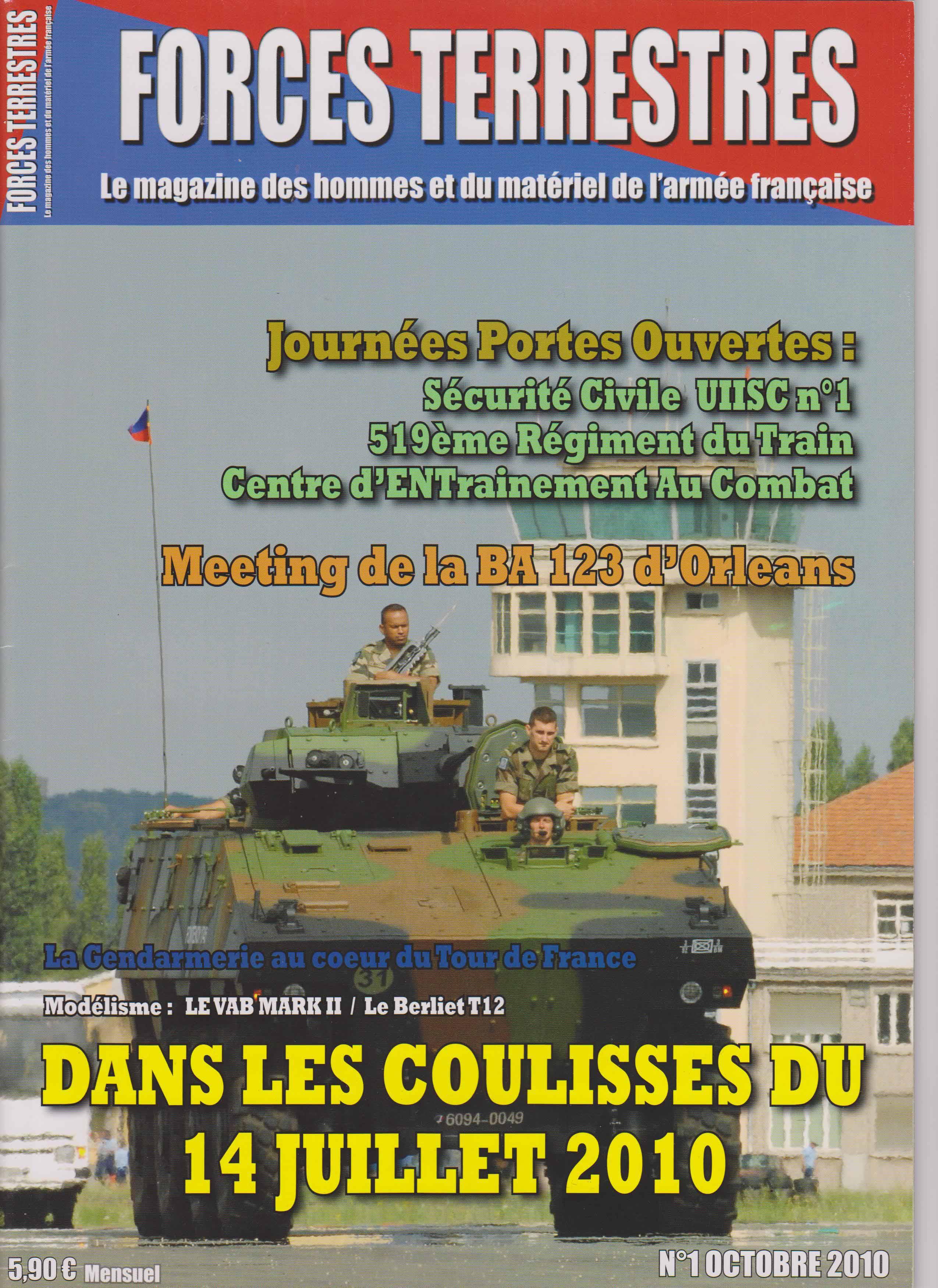 Forces Terrestres N°1 (Etranger)