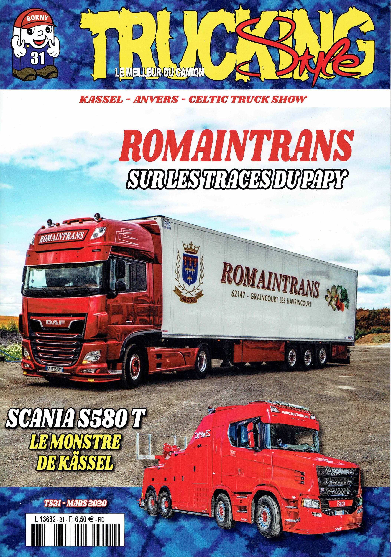 Numéro 31 de Trucking Style