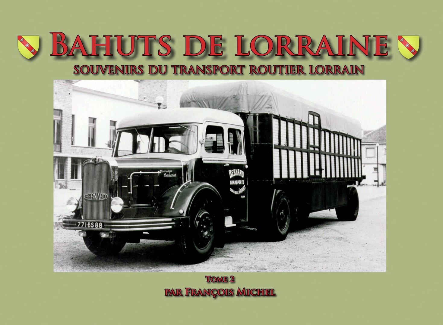 Livre Bahuts De Lorraine Tome 2