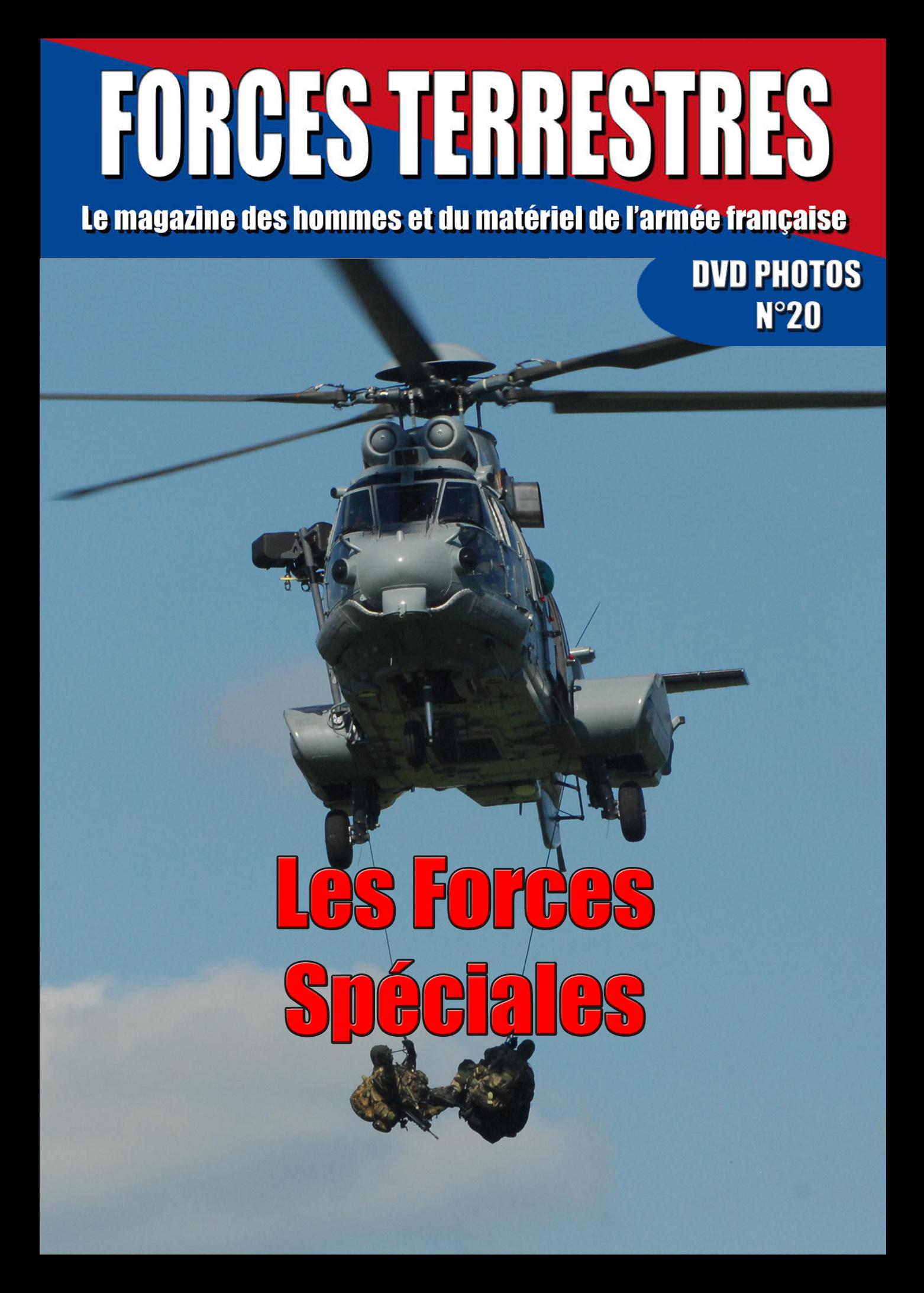 DVD  N°20 Les Forces Spéciales