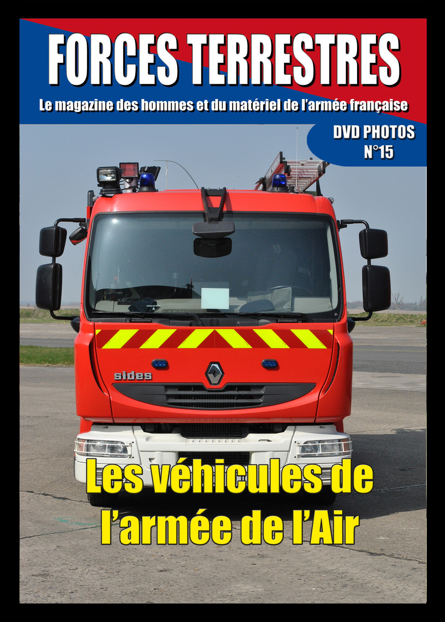 DVD  N°15 L'Armée de l'Air
