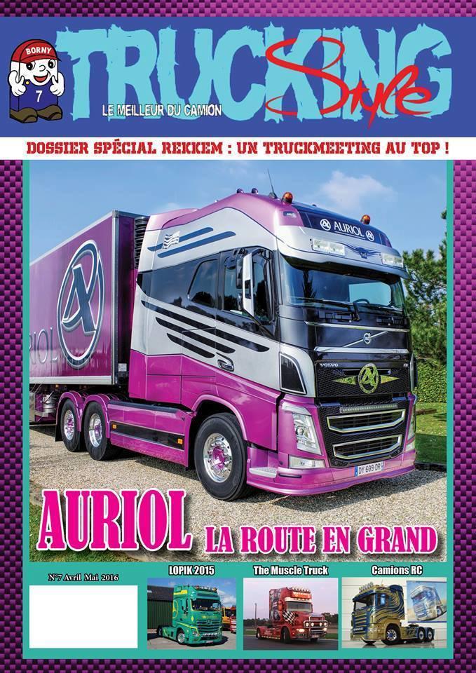 Numéro 7 de Trucking Style - Avril - Mai 2016