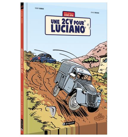 Une 2CV pour Luciano