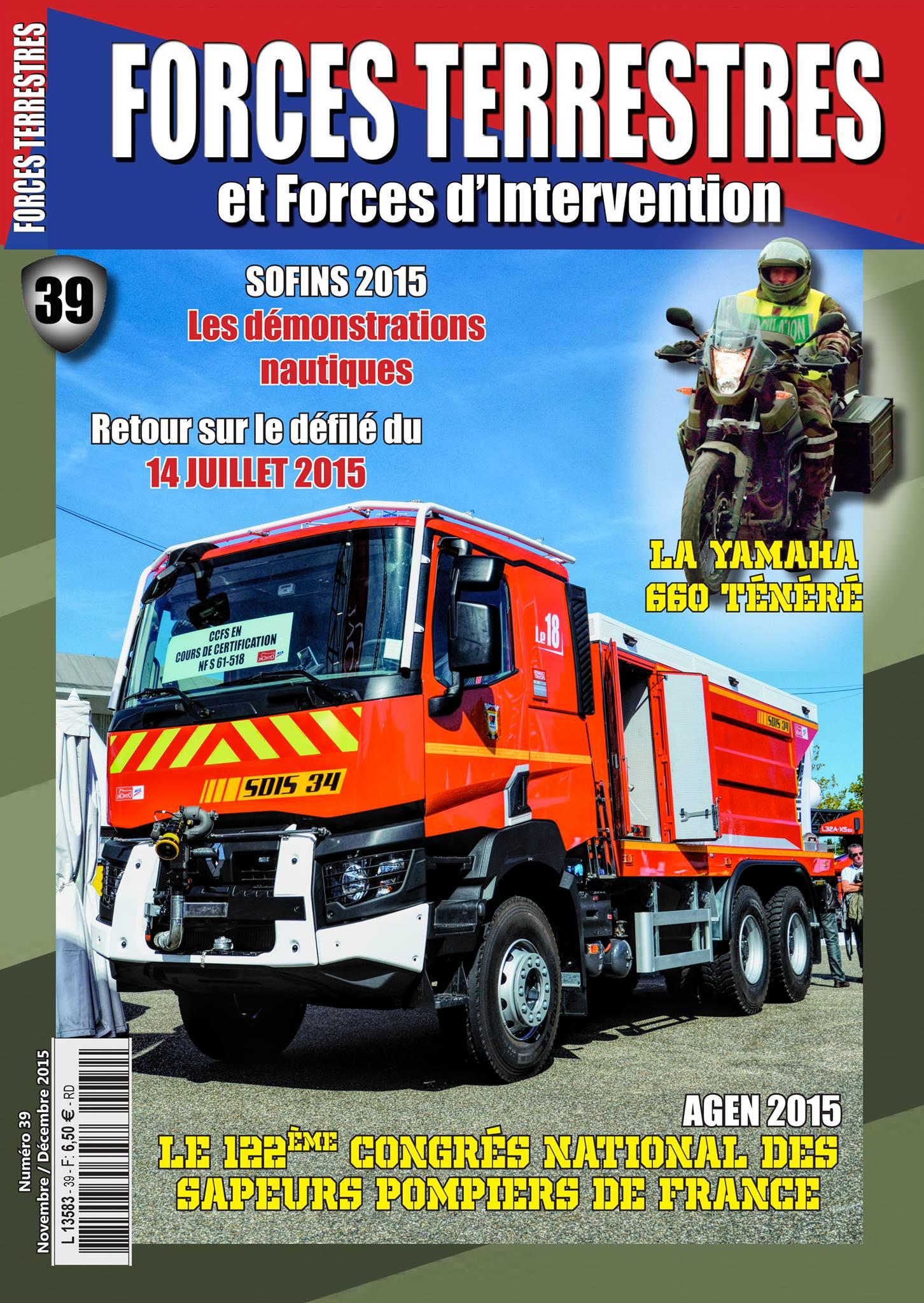 Forces Terrestres N°39 (Etranger)