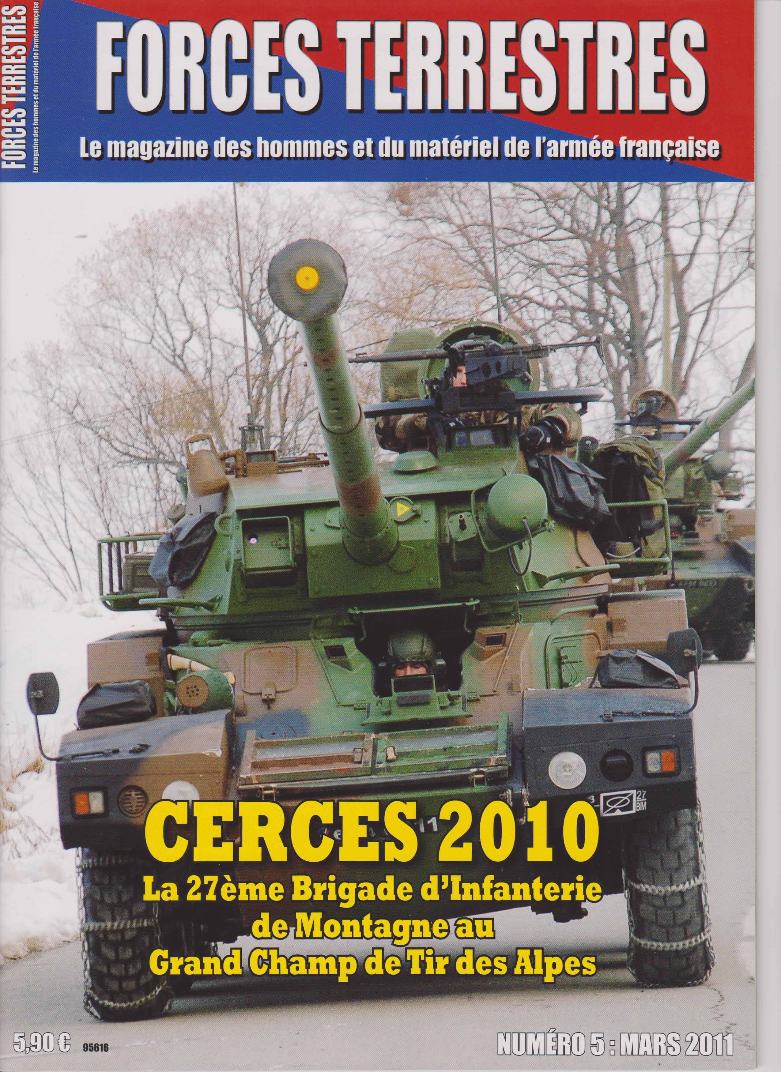 Forces Terrestres N°5 (Etranger)