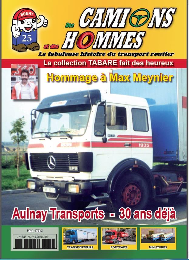 Magazine N°25 Des Camions et des Hommes (Etranger)