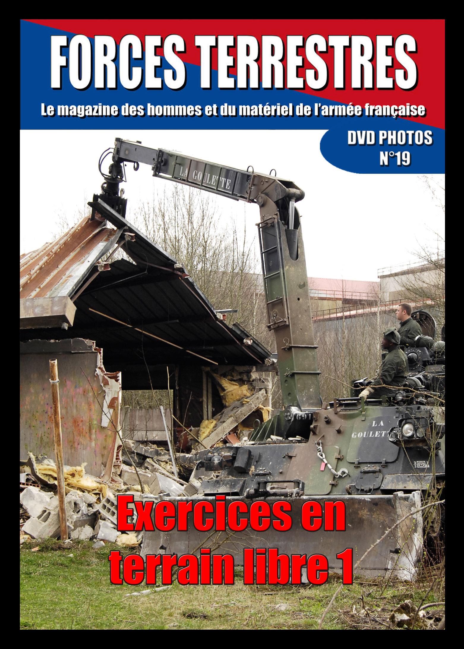DVD  N°19 Exercices en terrain libre 1