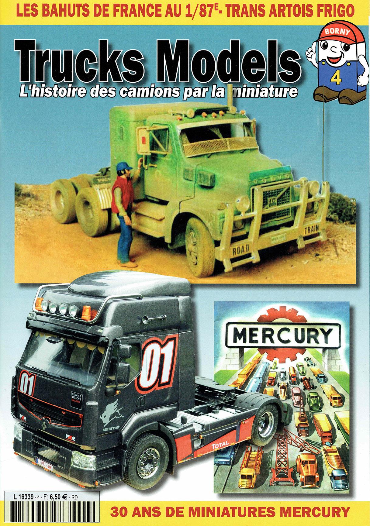 Numéro 4 de Trucks Models
