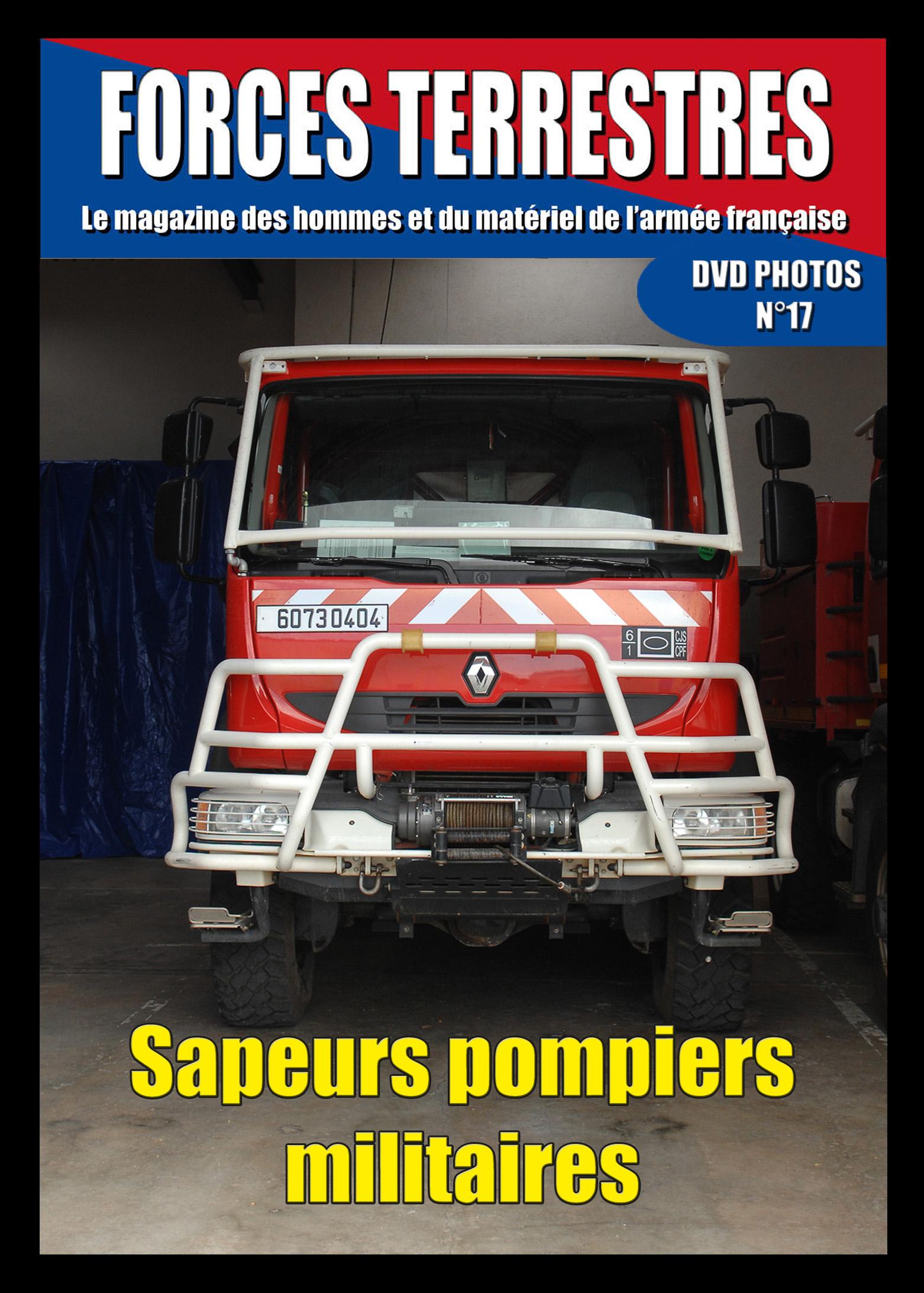 DVD  N°17 Sapeurs Pompiers