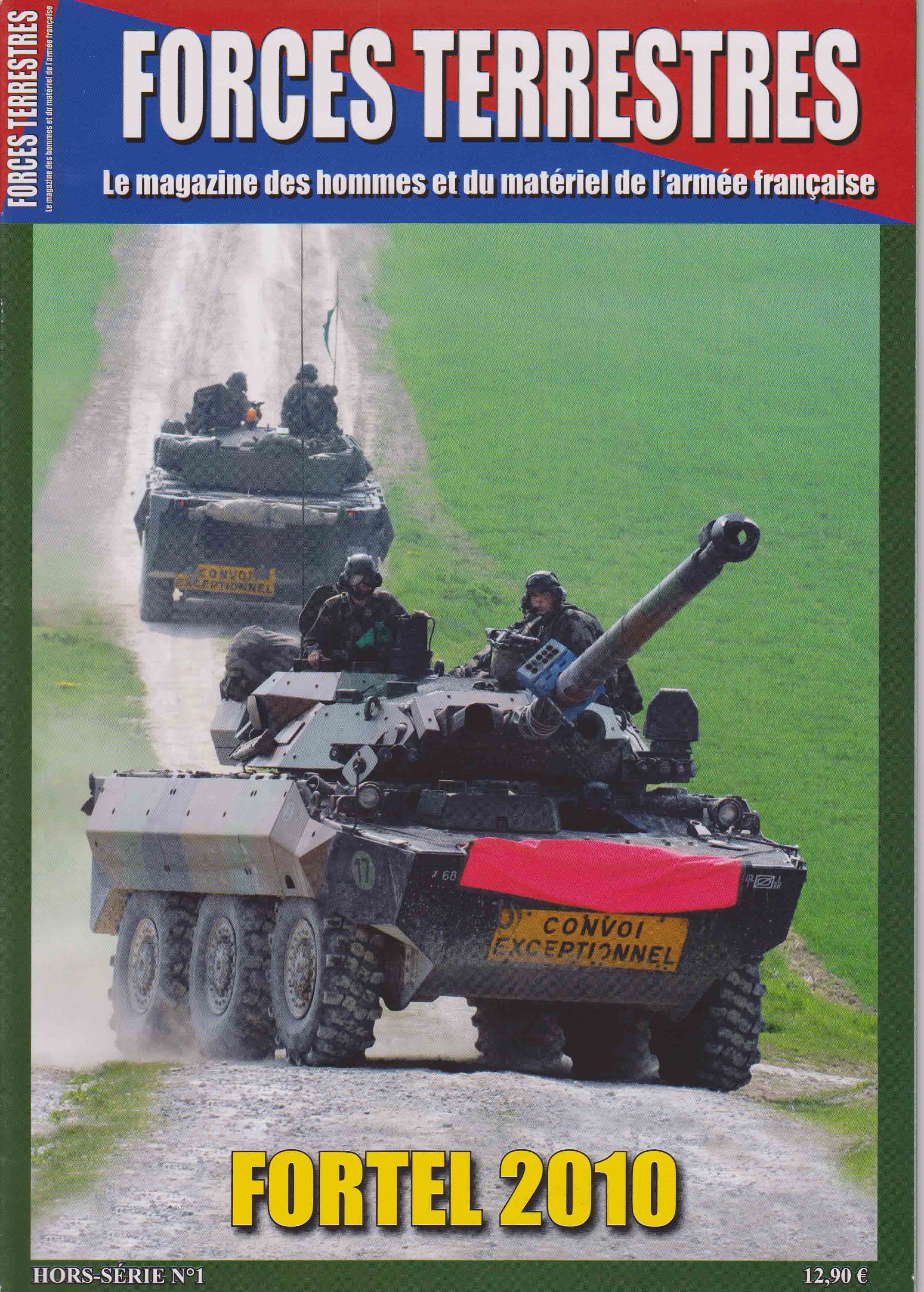 Forces Terrestres Hors-série N°1 (Etranger)