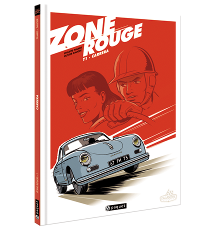 Zone Rouge Tome 1