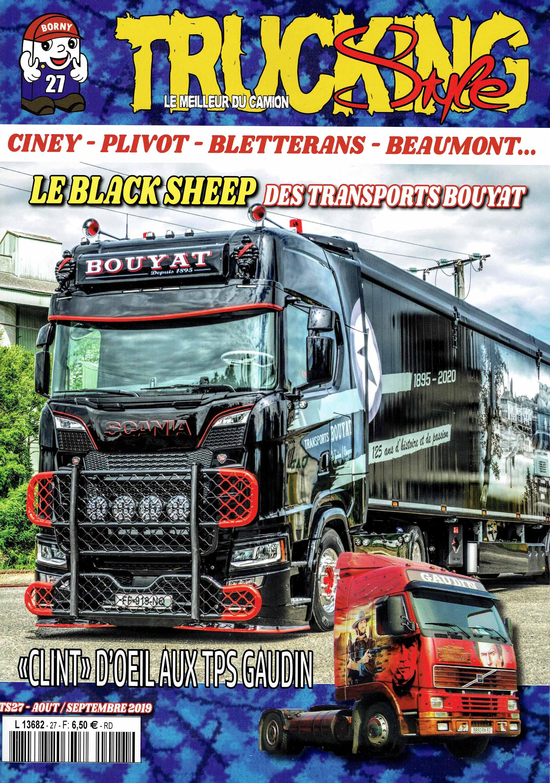 Numéro 27 de Trucking Style