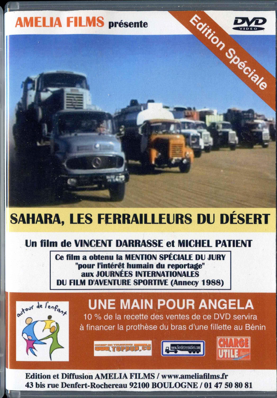 Sahara, les ferrailleurs du désert ( version française )