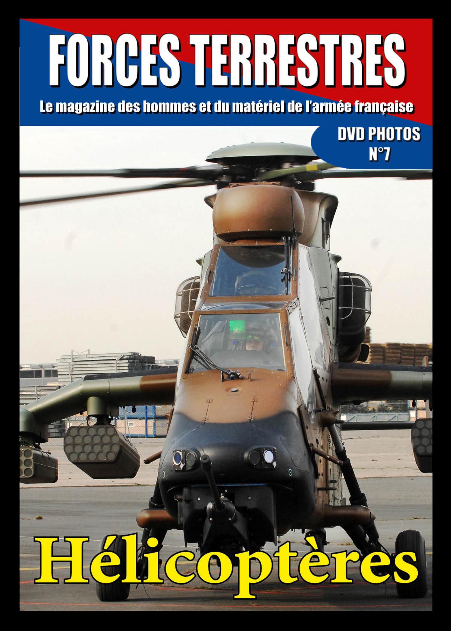 DVD  N°7 Hélicoptères