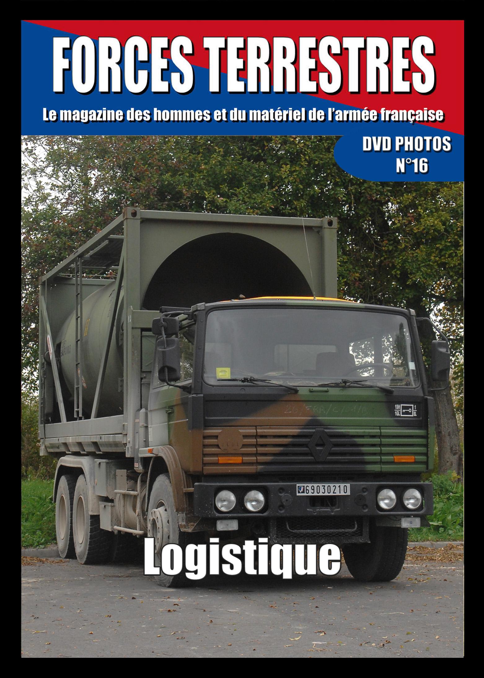 DVD  N°16 Logistique