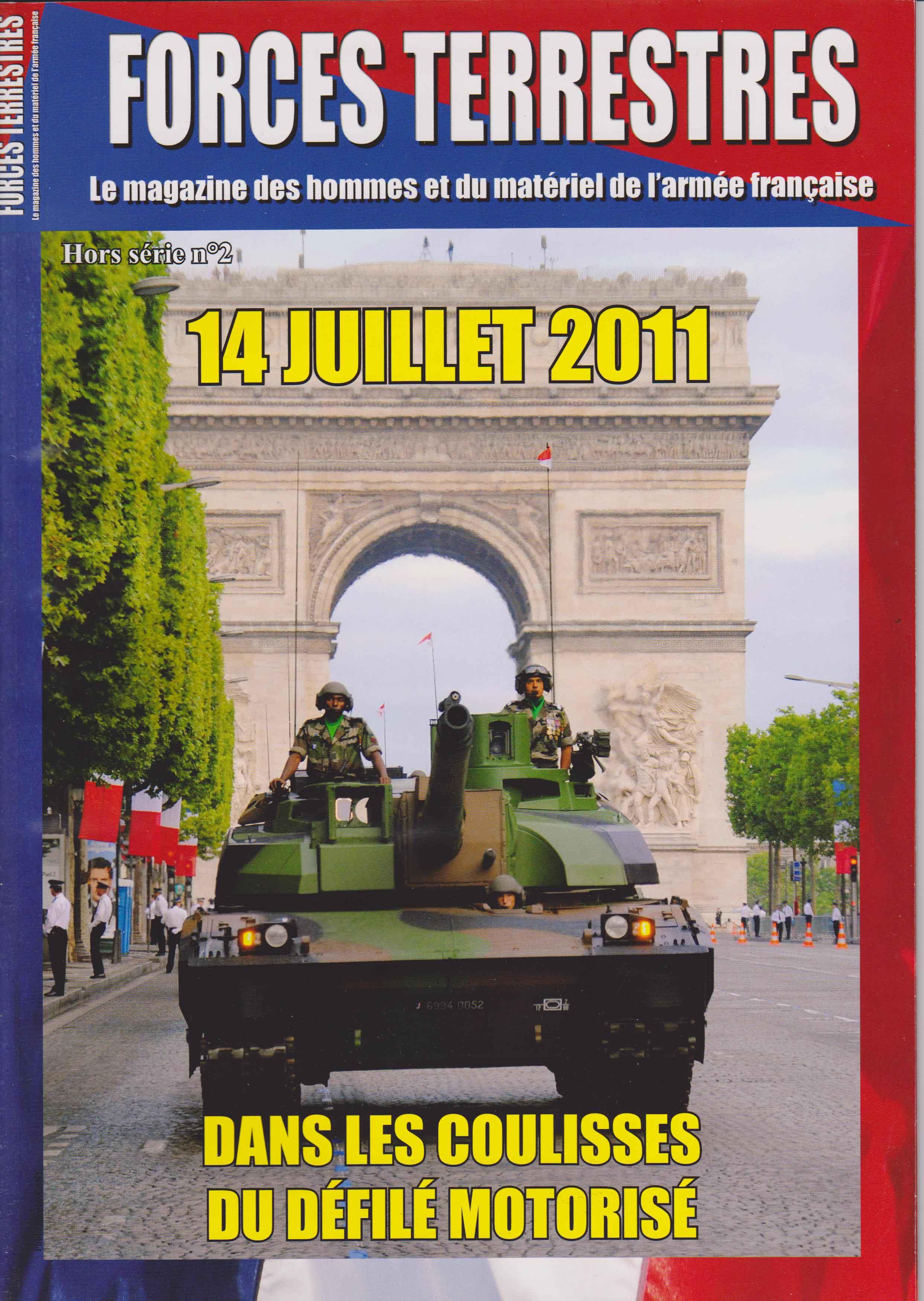 Forces Terrestres Hors-série N°2 (Etranger)