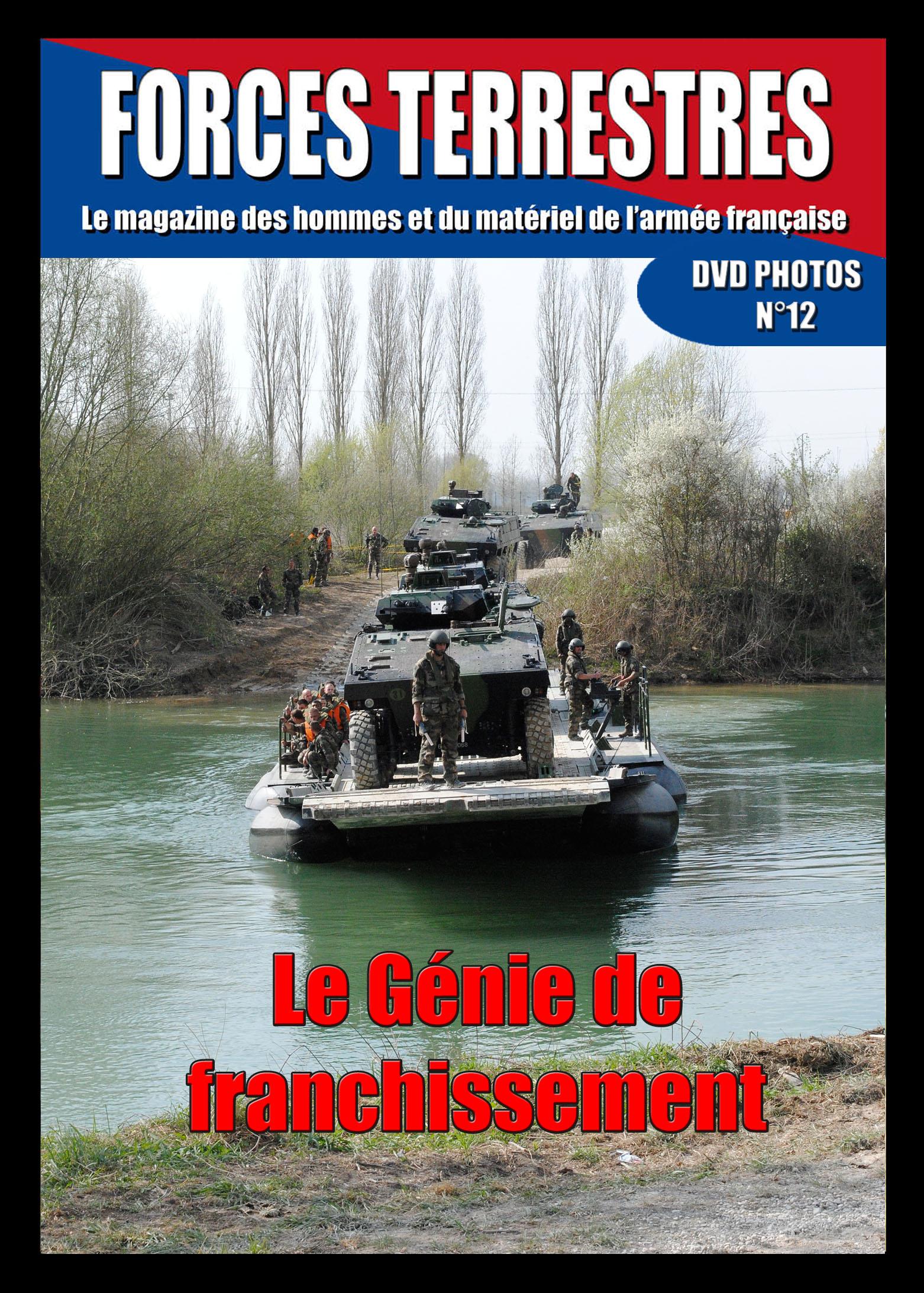 DVD  N°12 Génie de Franchissement