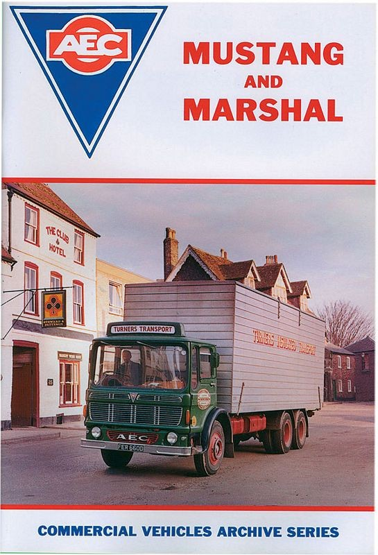 AEC MUSTANG AND MARSHAL