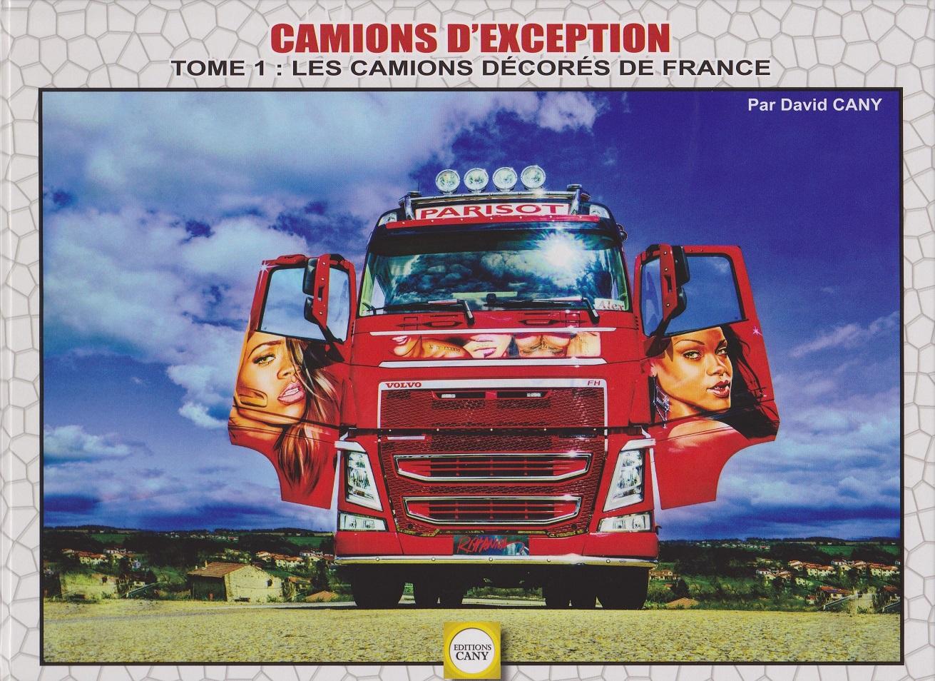Camions Décorés Tome 1