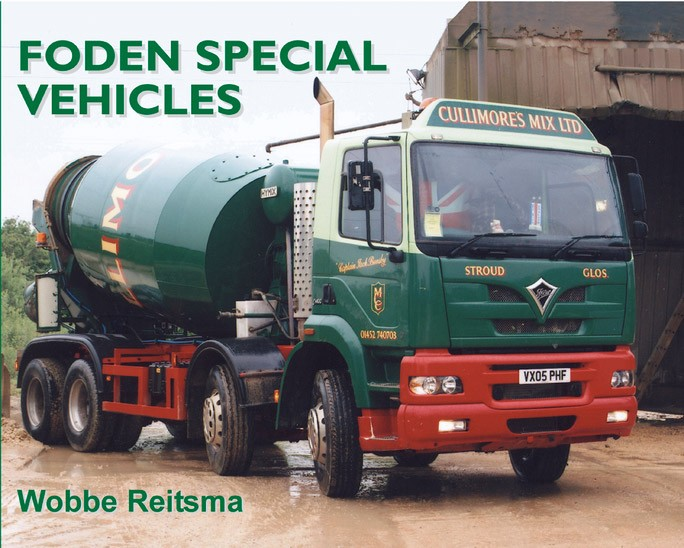 FODEN SPECIAL VEHICLES