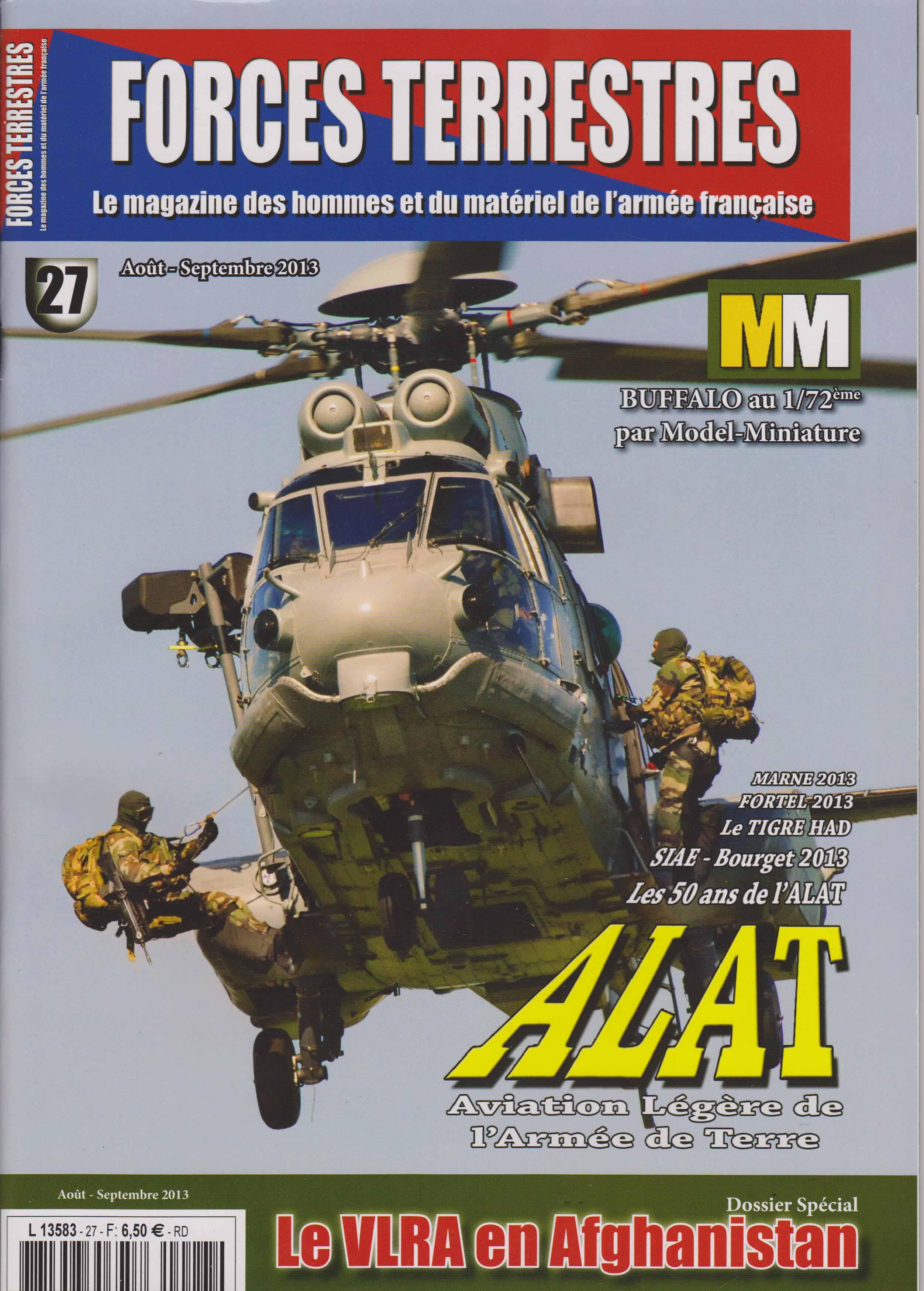Forces Terrestres N°27 (Etranger)
