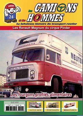 Magazine N°24 Des Camions et des Hommes (Etranger)
