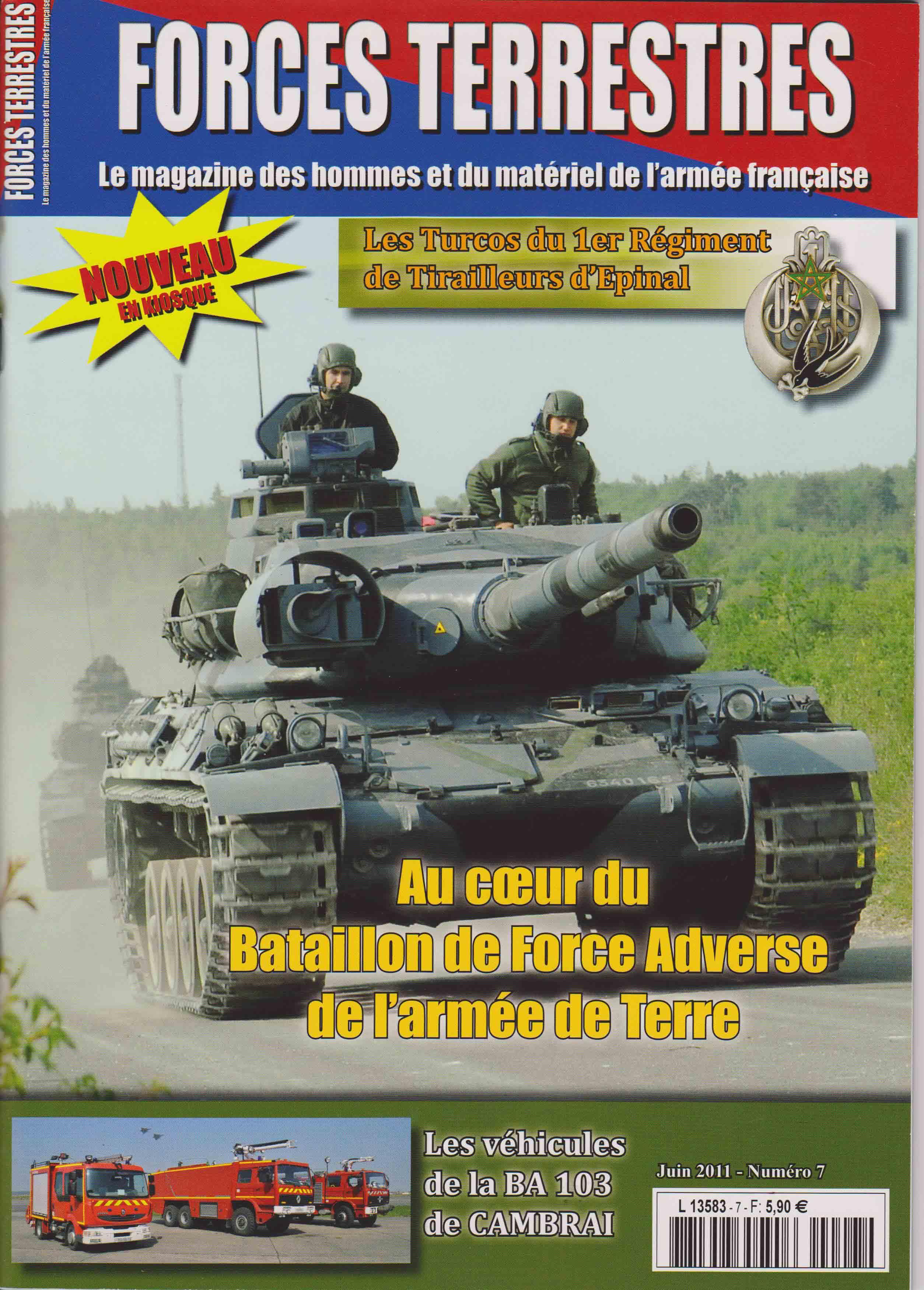 Forces Terrestres N°7 (Etranger)