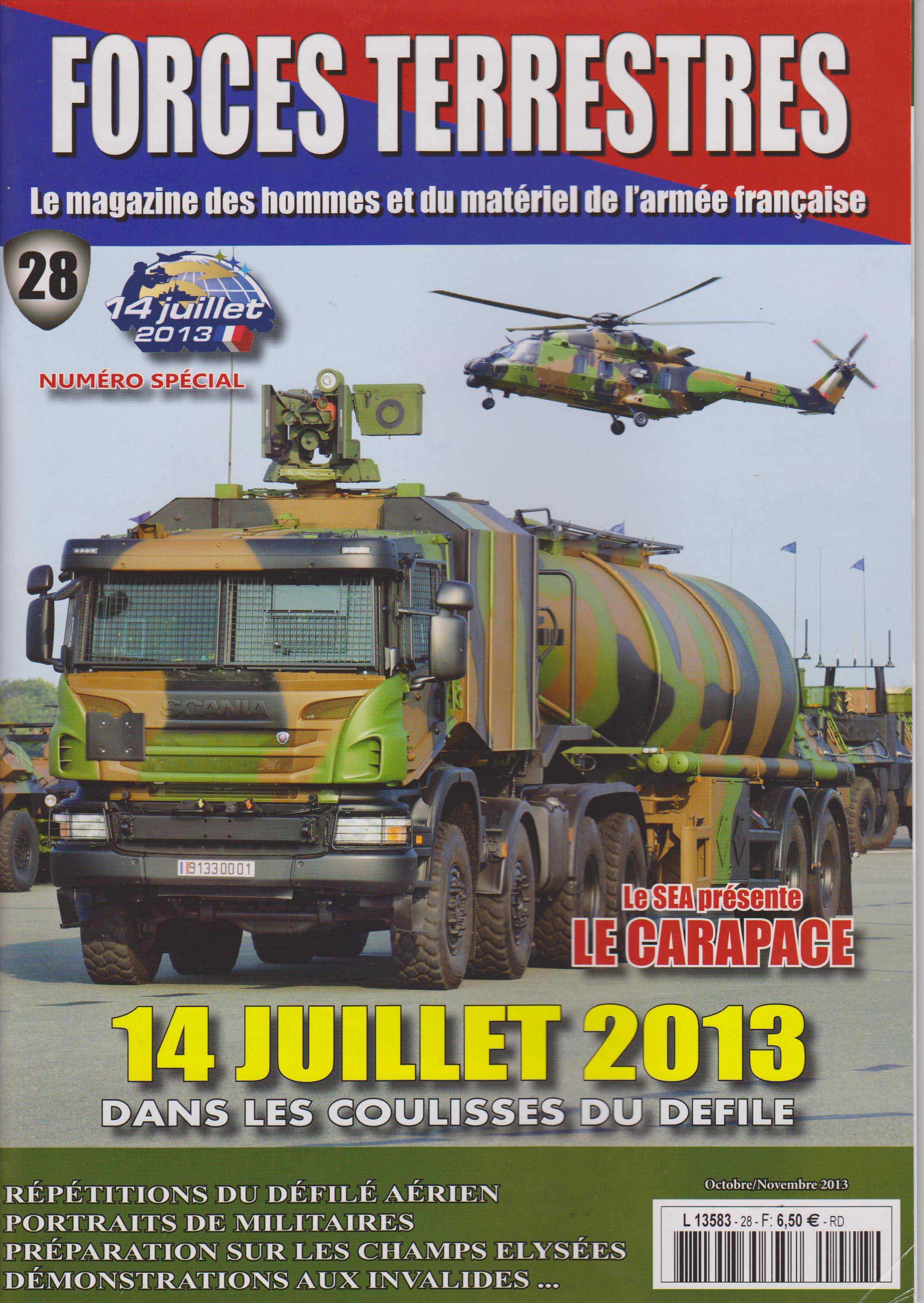 Forces Terrestres N°28 (Etranger)