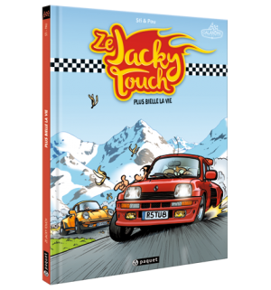 Ze Jacky Touch Tome 1