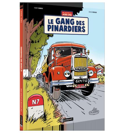 Le Gang des Pinardiers