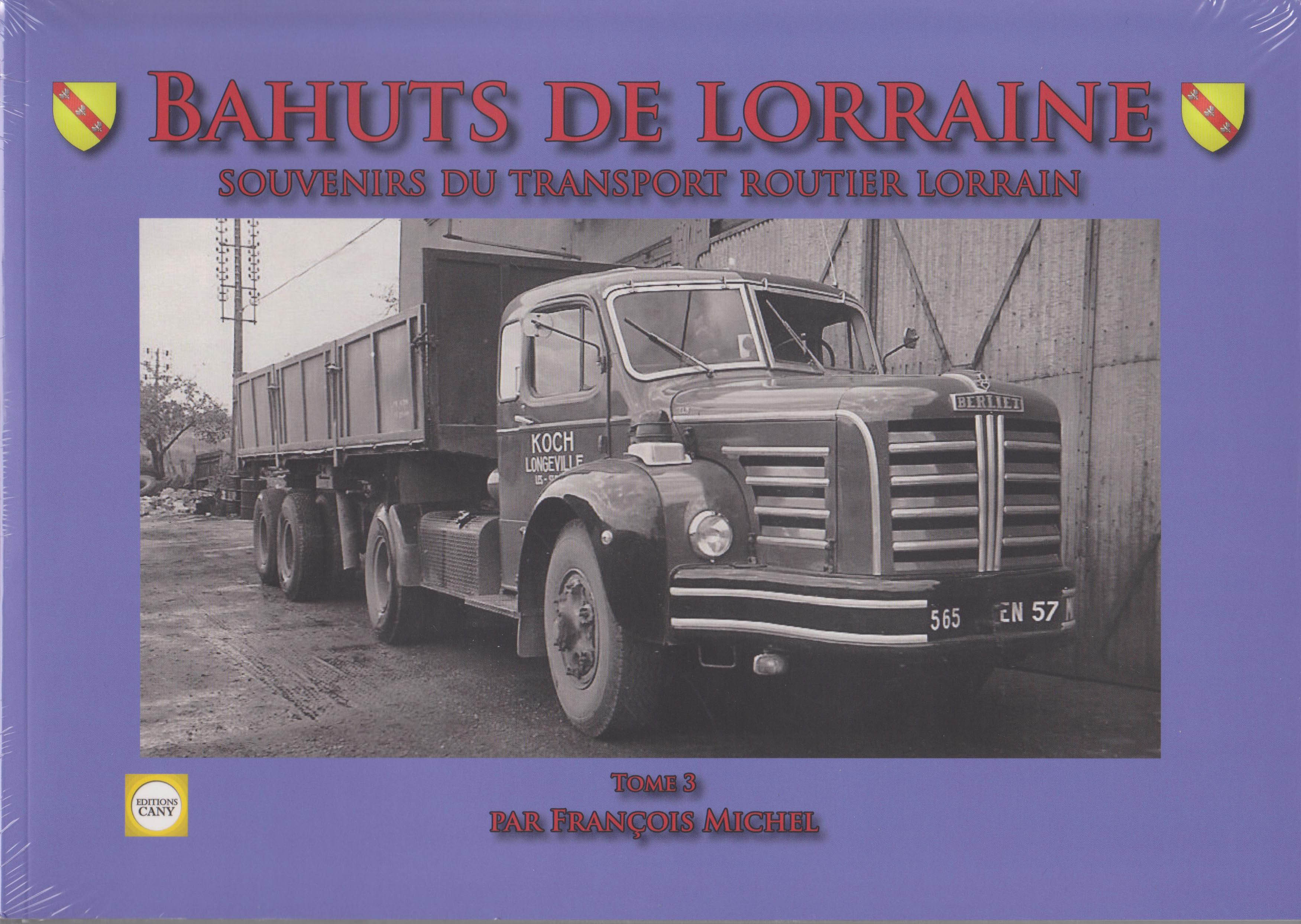 Livre Bahuts De Lorraine Tome 3