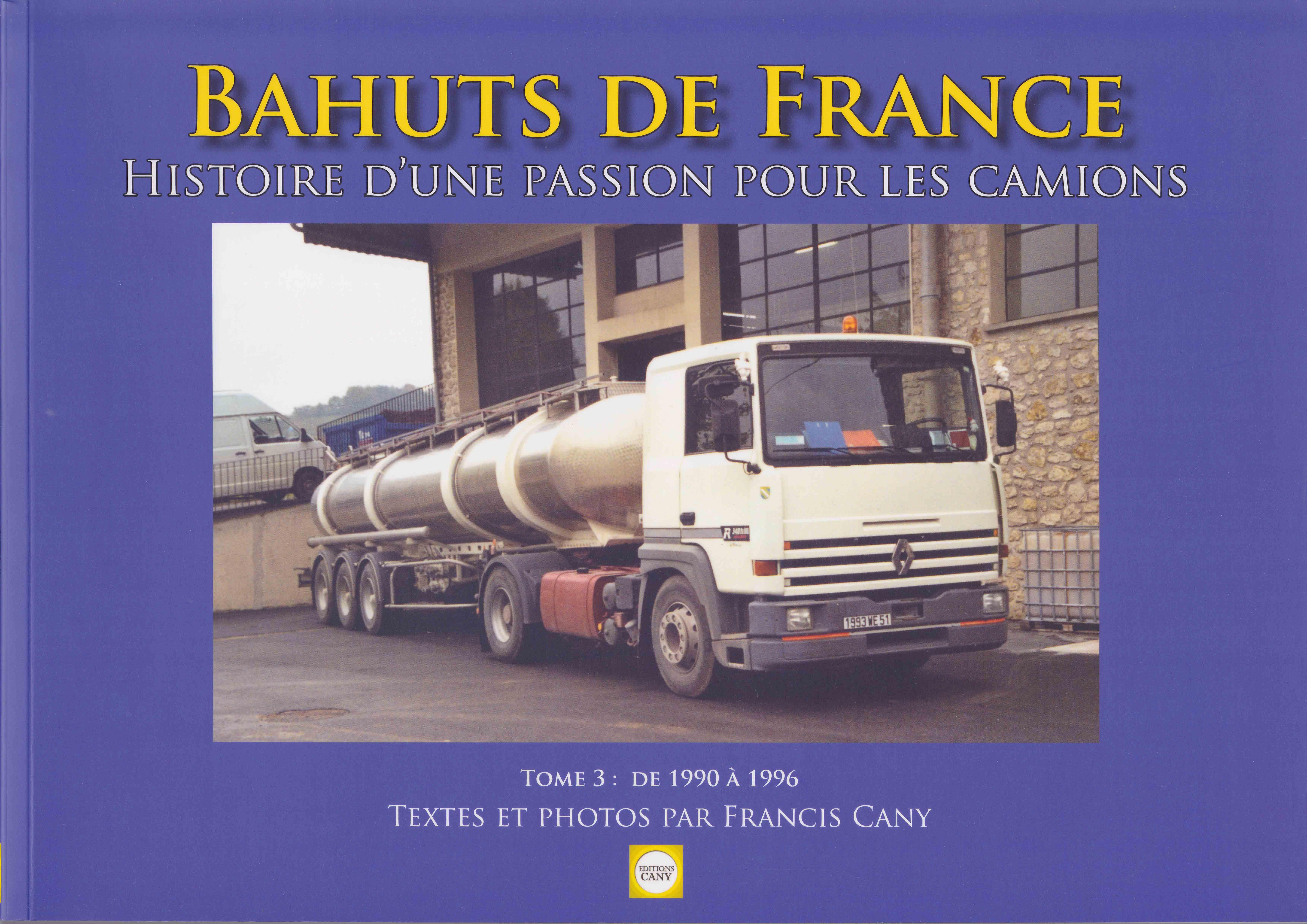 Livre Bahuts De France tome 3