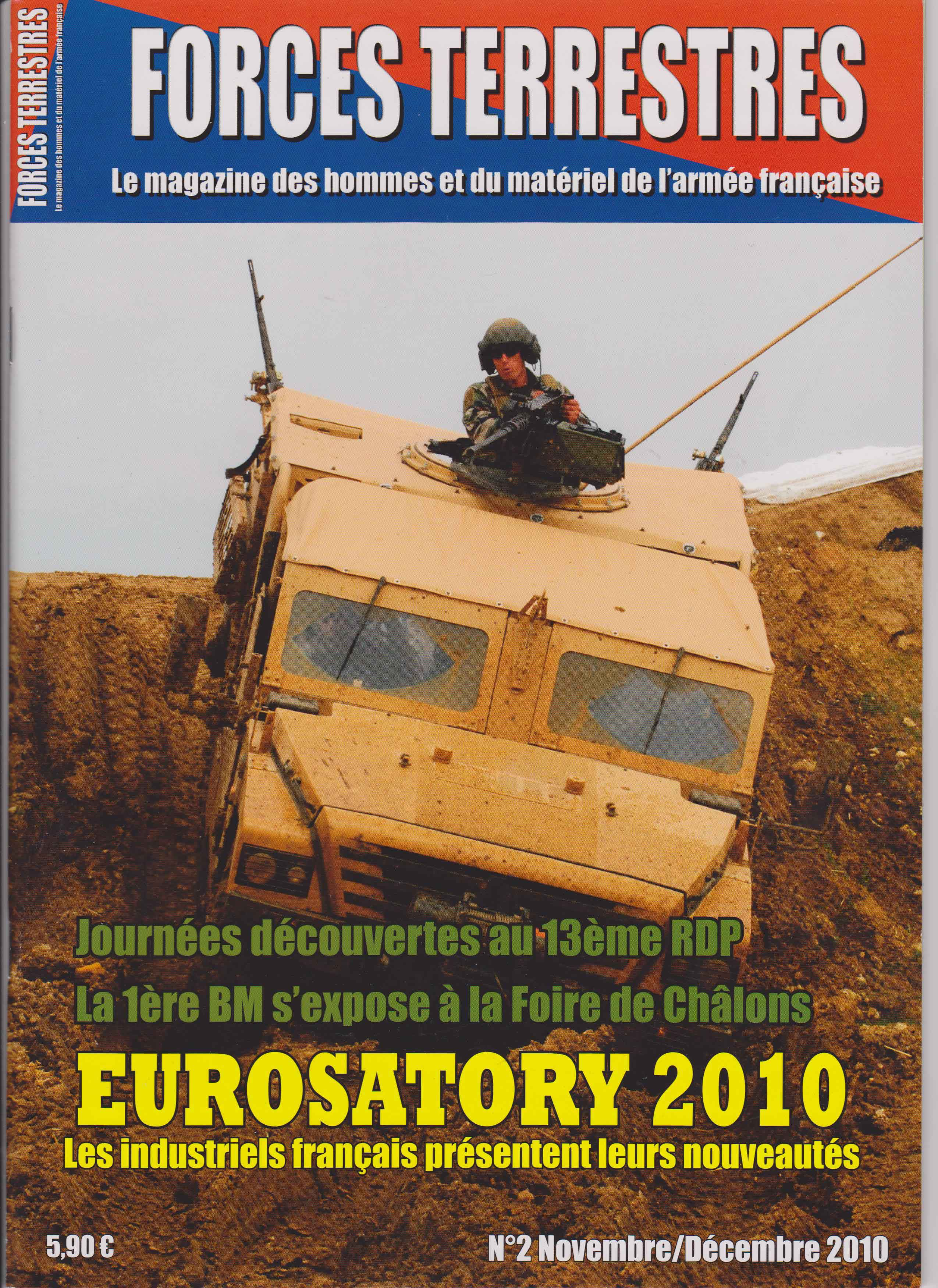 Forces Terrestres N°2 (Etranger)