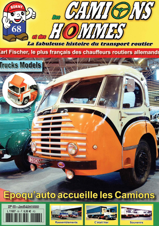 Magazine N°68 Des Camions et des Hommes (Etranger)