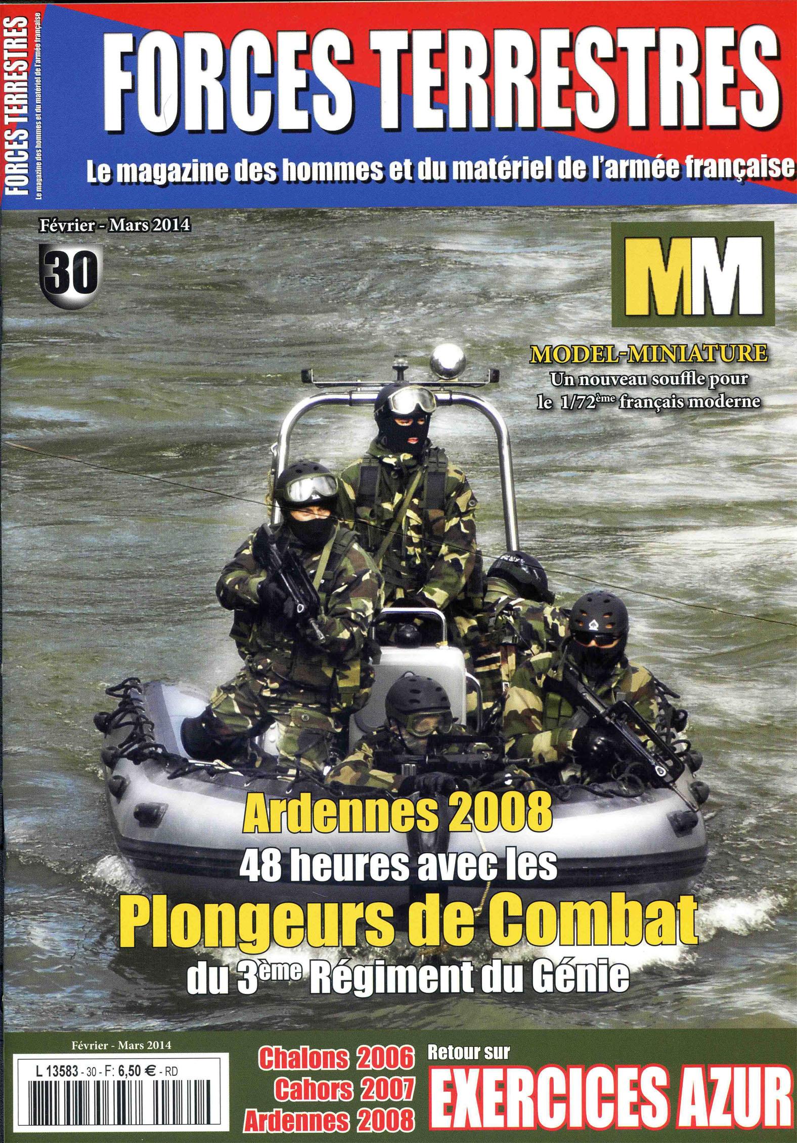 Forces Terrestres N°30 (Etranger)