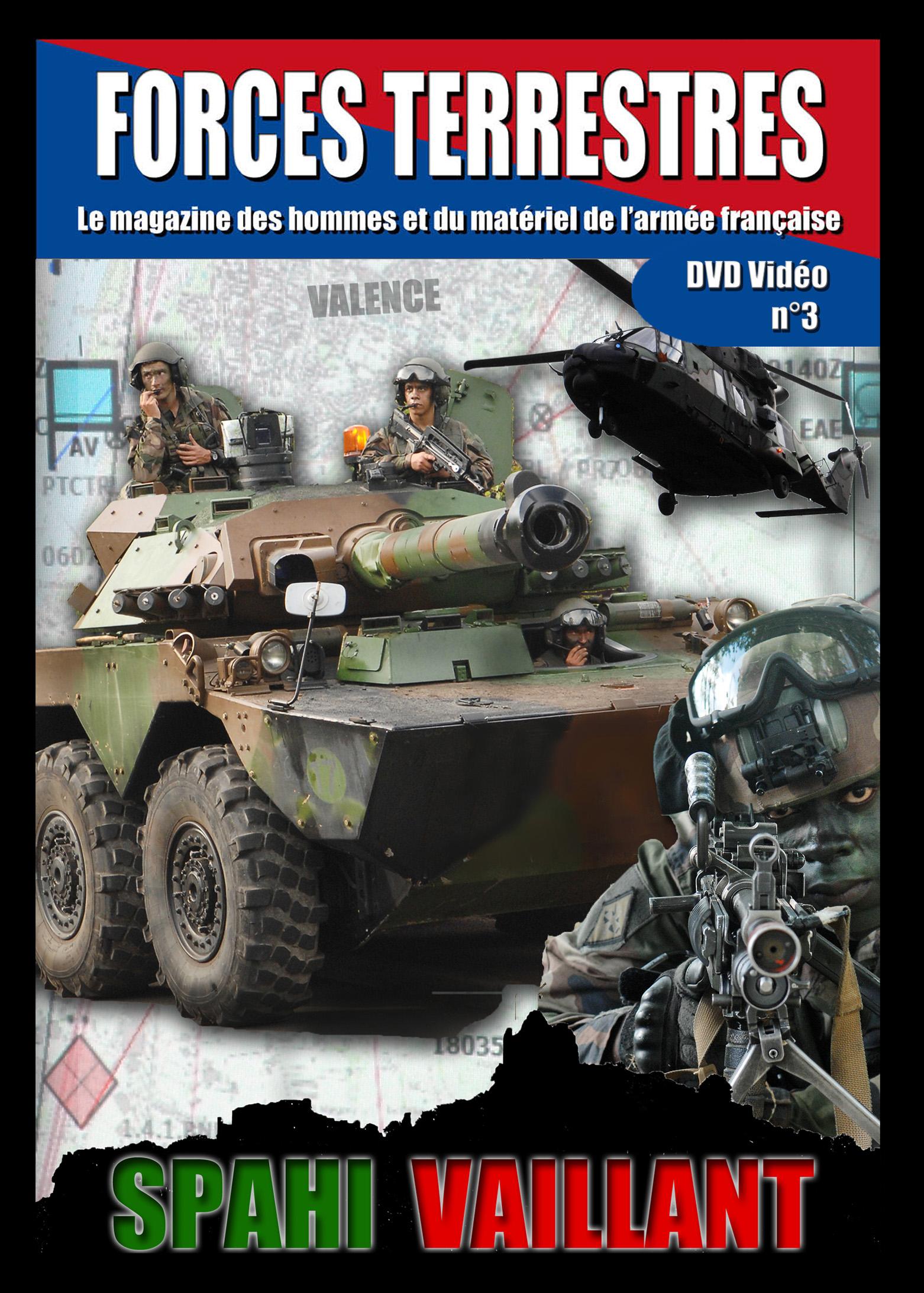 DVD Vidéos N°3 SPAHI VAILLANT 2012