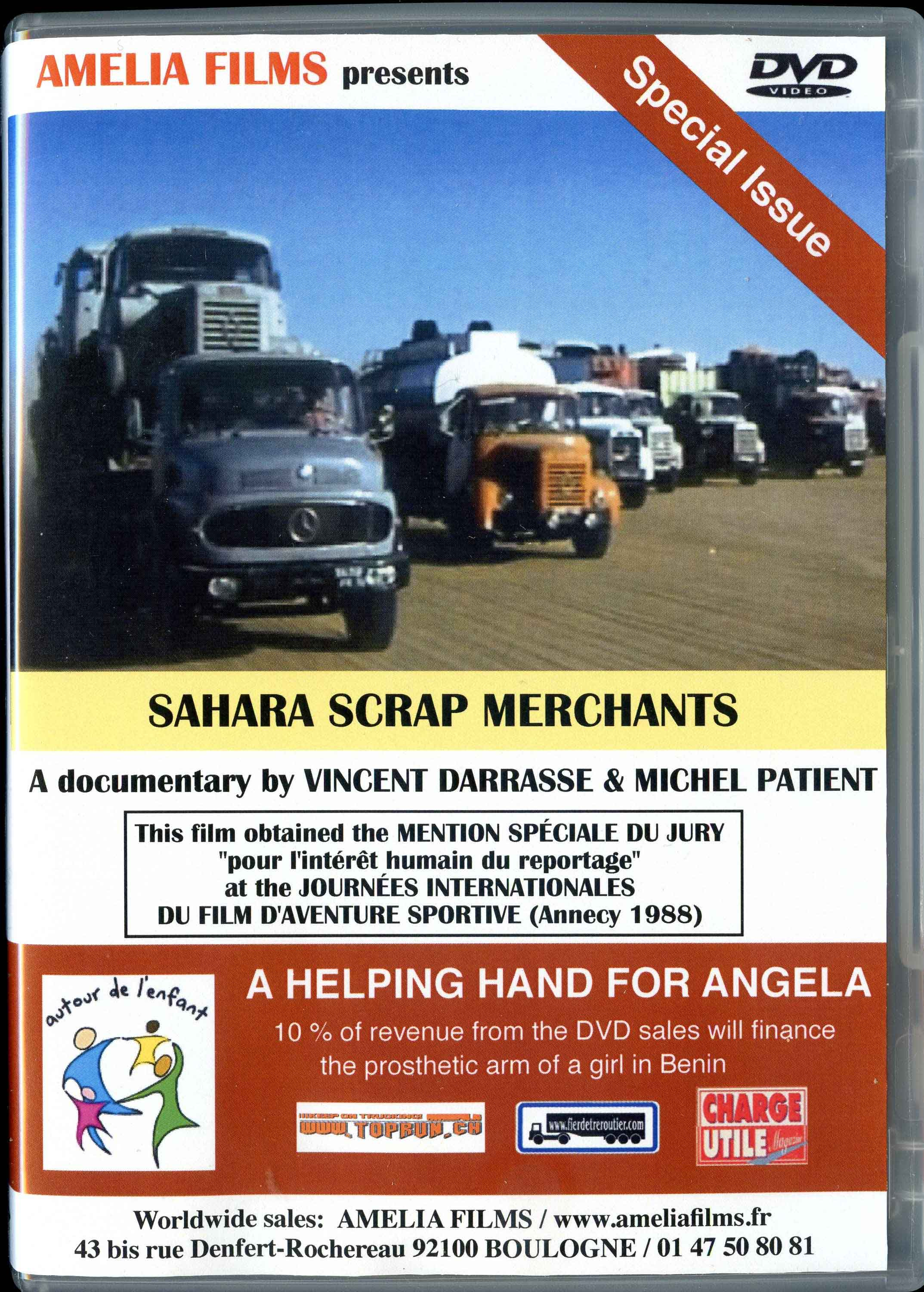 Sahara Scrap Merchants ( english version )