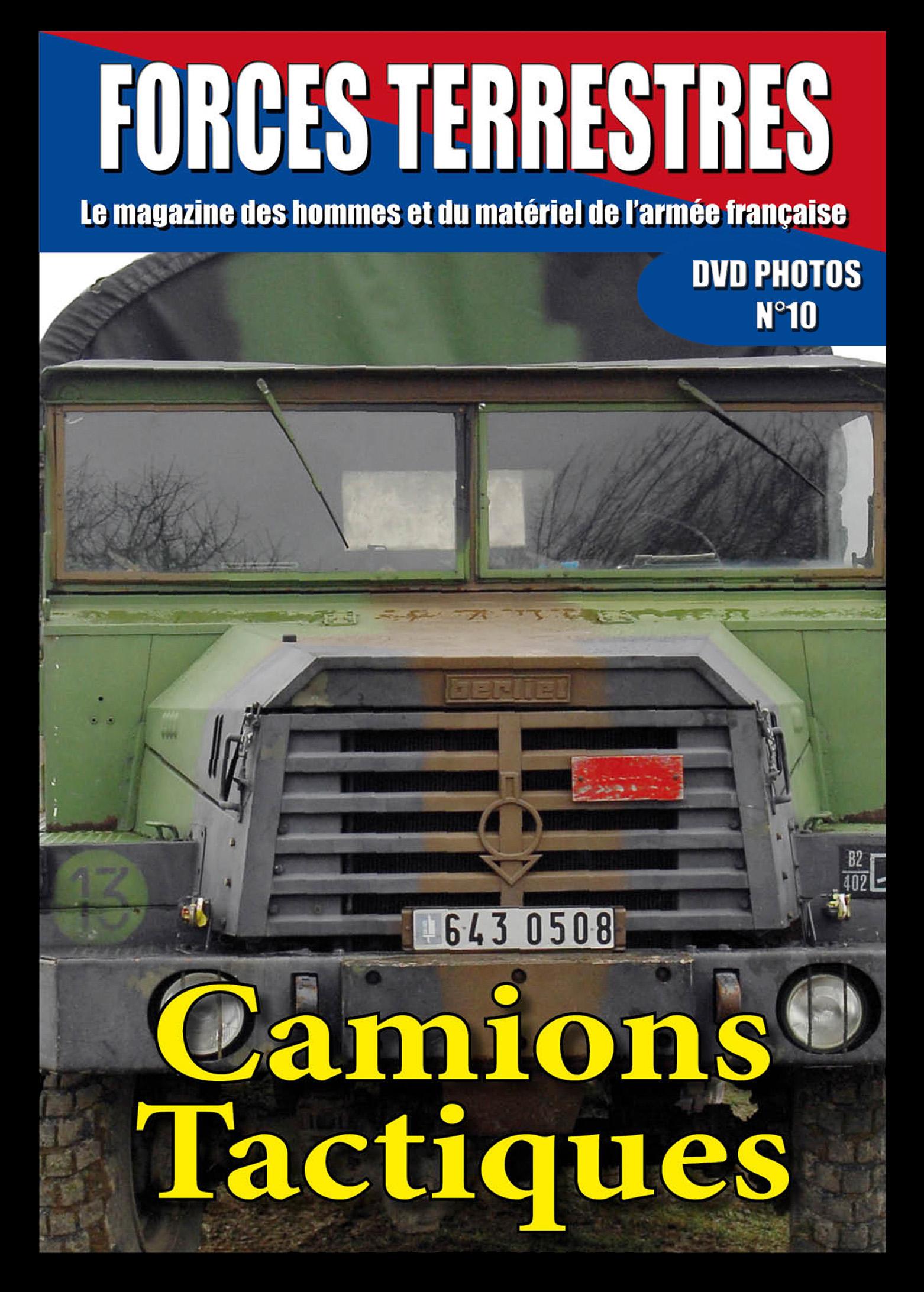 DVD  N°10 Camions Tactiques