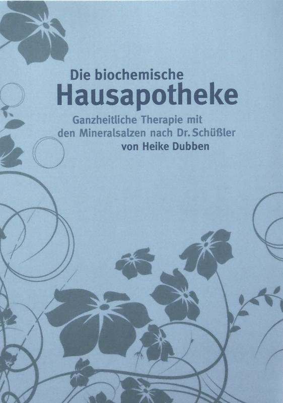 Buch: Die biochemische Hausapotheke