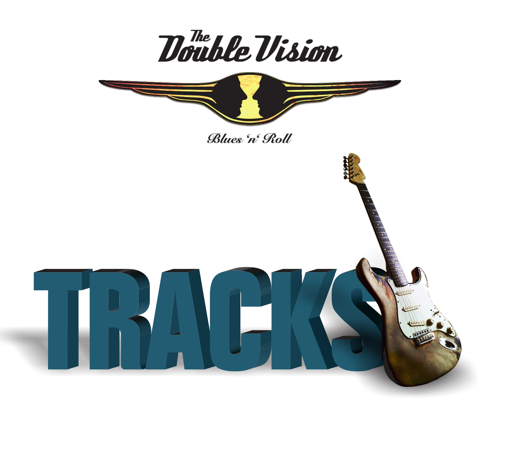 TRACKS - The Double Vision (VINYL)