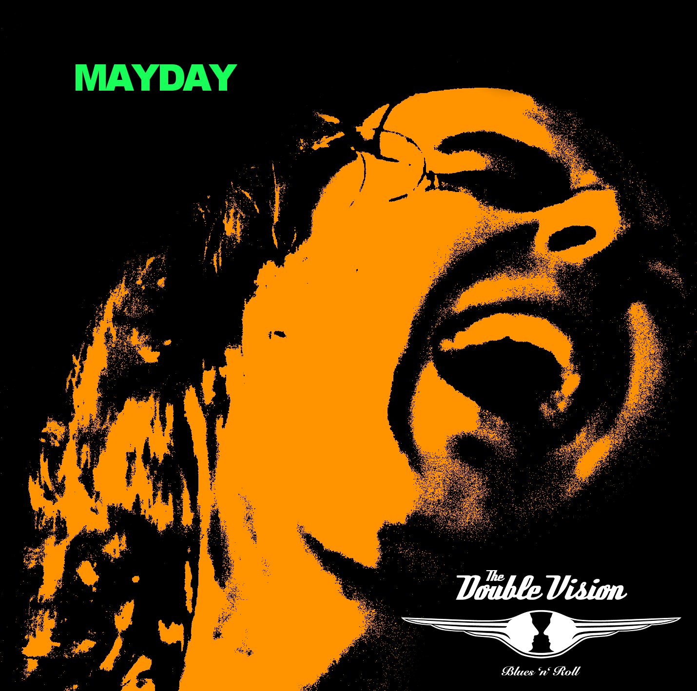MAYDAY - The Double Vision (Vinyl)