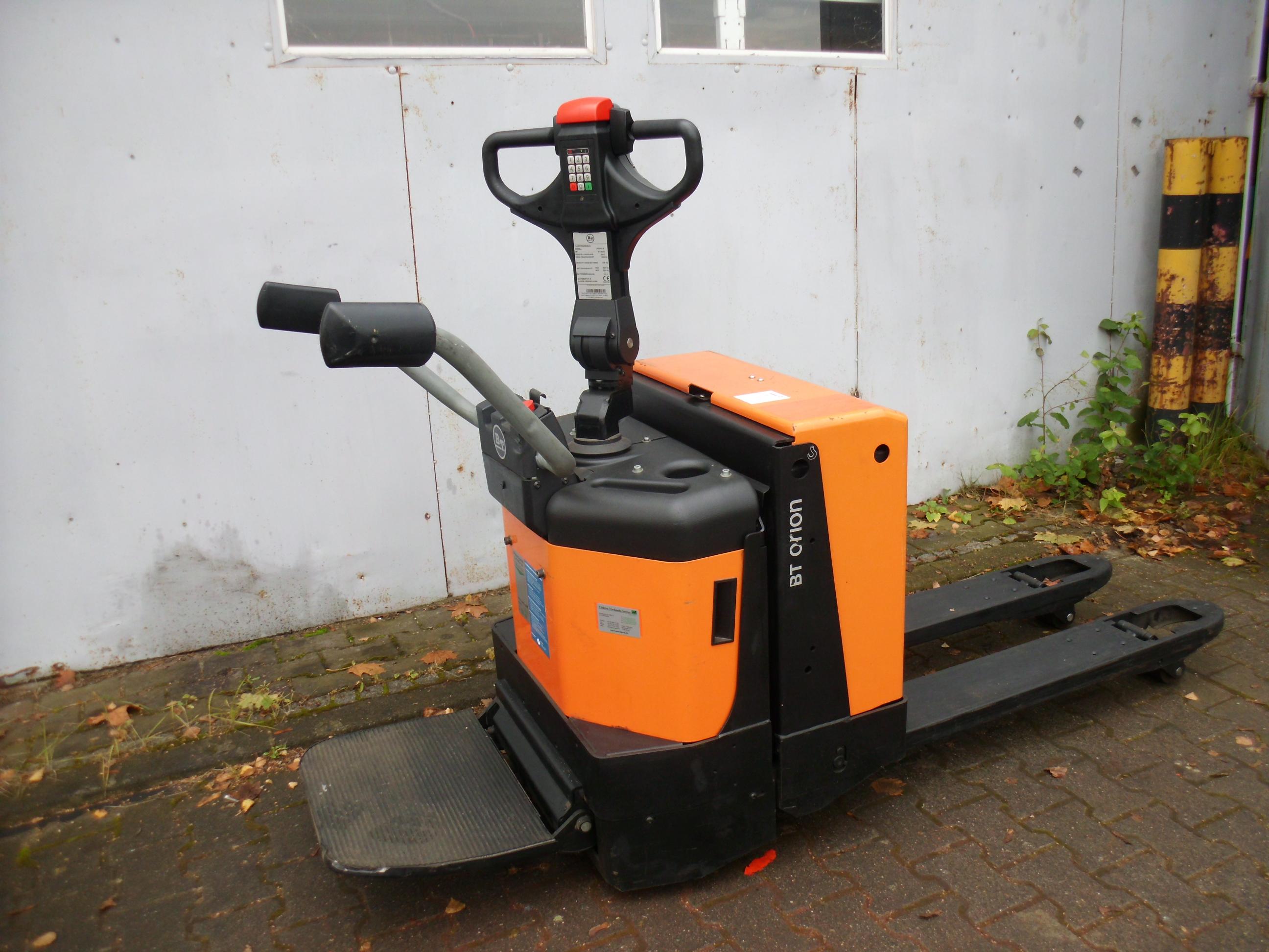 Gebrauchtfahrzeug; BT  LPE 200