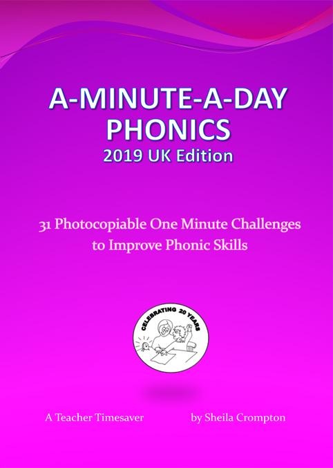 A Minute A Day - Phonics UK